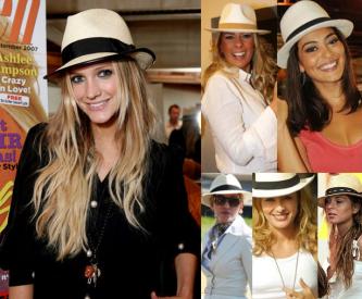 chapéu panamá feminino