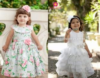 fotos de vestidos para festa de aniversario infantil