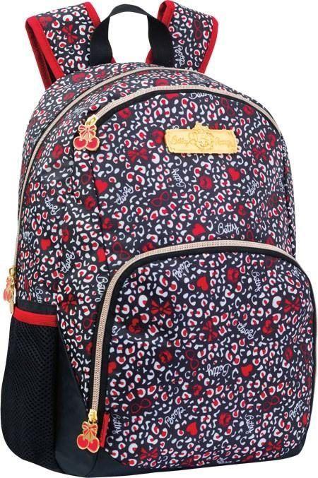 mochila escolar de costas -1