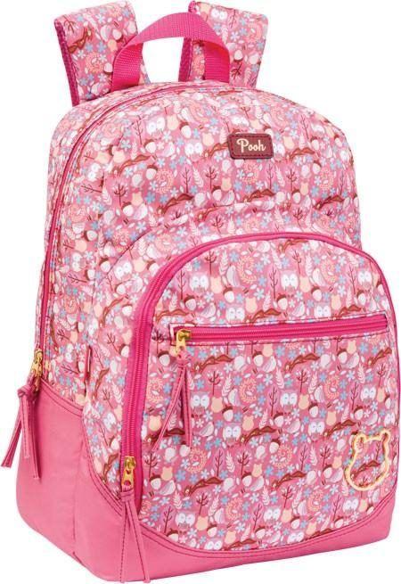 mochila escolar de costas -3