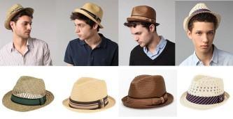 modelos de chapéu panamá masculino