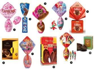 preços de chocolates baratos de páscoa