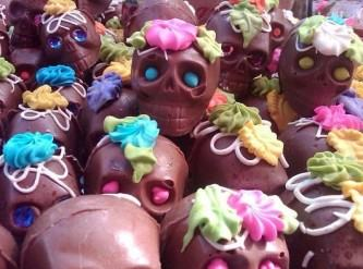 tipos de chocolates de caveira