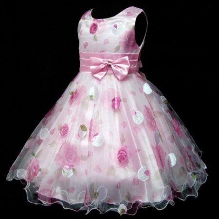 vestidos de festa de aniversario infantil 2