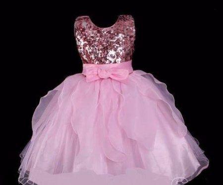 vestidos de festa de aniversario infantil 3