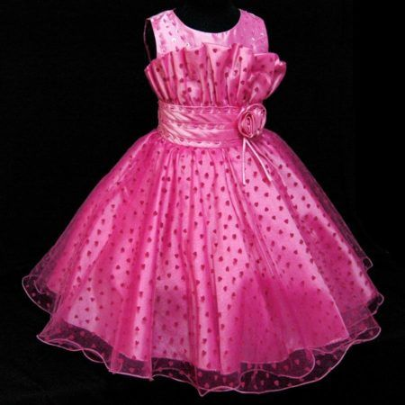 vestidos de festa de aniversario infantil 4