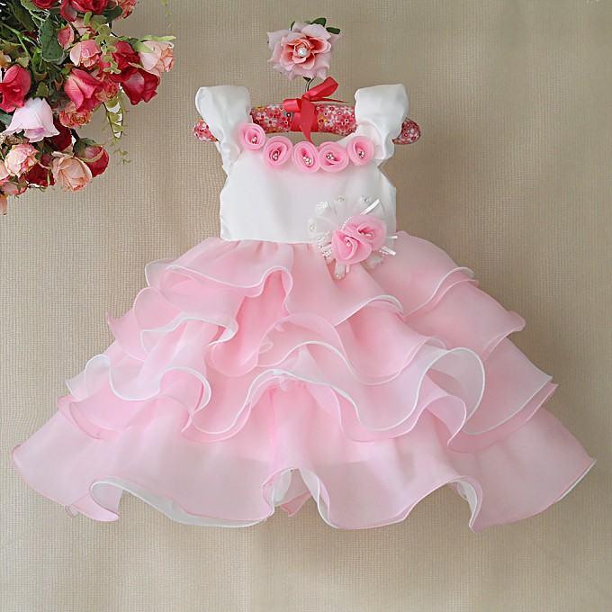 d133d79531 Os mais belos modelos de vestidos para festa de aniversario infantil ...