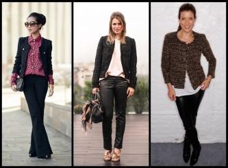casacos clássicos