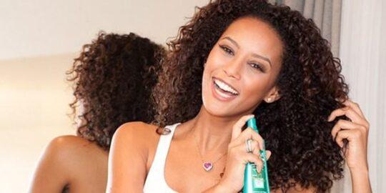 hidratacao para cabelos crespos e ressecados