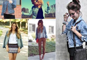 jaquetas de inverno jeans