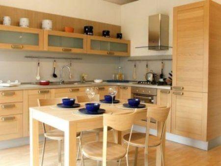 moveis simples na cozinha