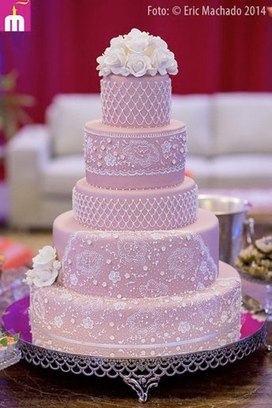 bolos-decorados-para-casamento