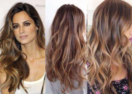 cortes de cabelo bronde hair mechas