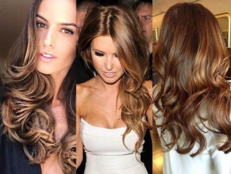 fotos Cabelos bronde hair