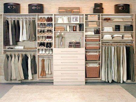 fotos closets casal pequenos baratos