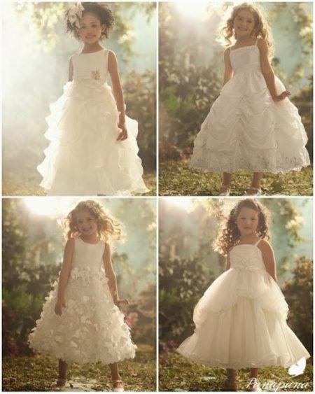 modelos de vestidos para dama de honra