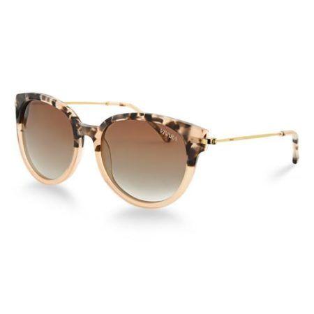 oculos de sol femininos redondo nude