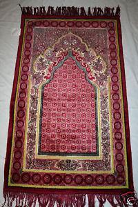 tapete Salat de oração islamico