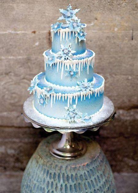 bolo frozen simples para aniversário