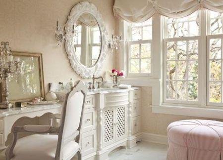 fotos de decoração de quarto de bebe com estilo provençal