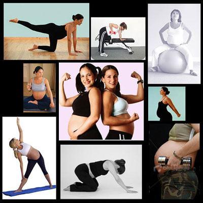 tipos de atividades fisicas durante a gestação
