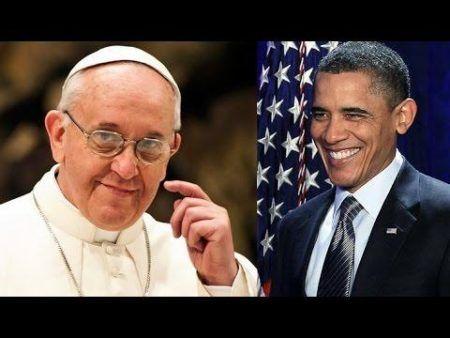 o que é decreto dominical Papa e Obama