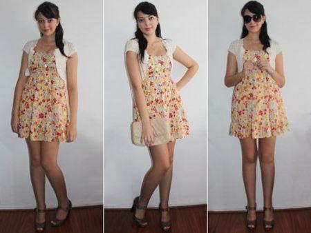boleros femininos branco e curto com vestidos
