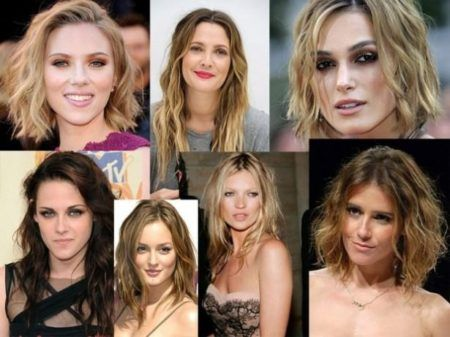 cabelos messy hair diferentes modelos