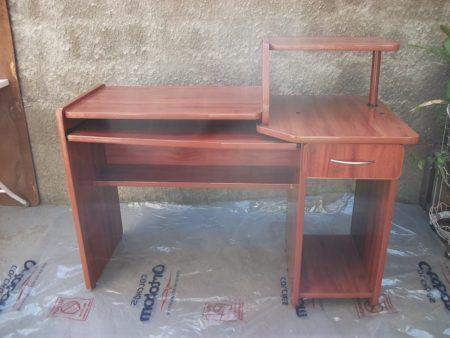 como reformar escrivaninha de madeira