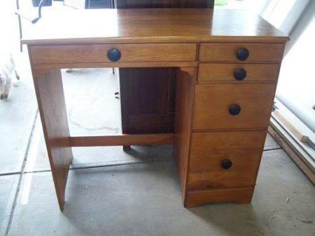 como reformar escrivaninha de madeira dicas