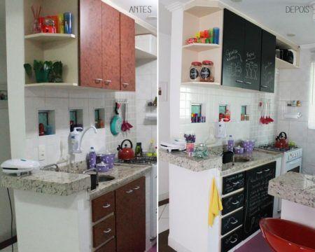 como reformar uma cozinha de madeira dicas criativas