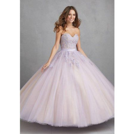 vestidos para debutantes branco