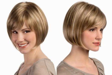 corte de cabelo chanel assimetrico