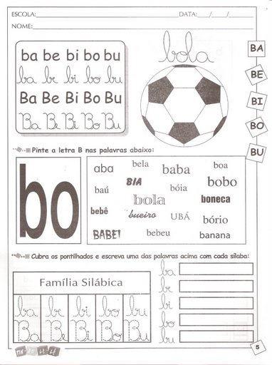alfabetizacao-letra-b