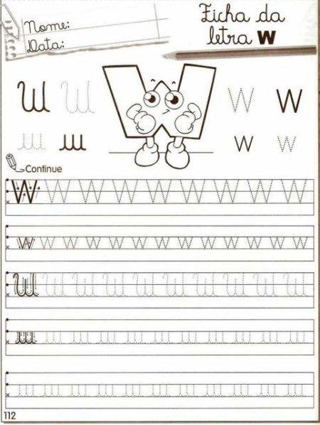alfabetizacao-letra-w