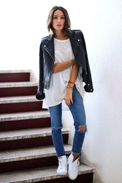 tenis-cano-alto-com-calca-jeans