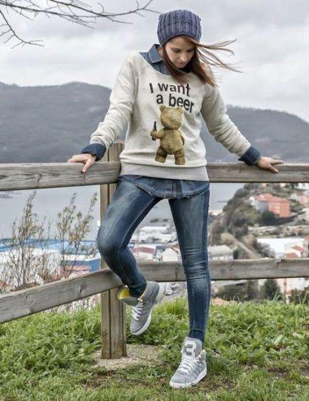 tenis-cano-alto-feminino-com-calca-jeans