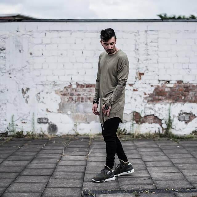 MODA estilo Swag Masculino tendências modernas atuais