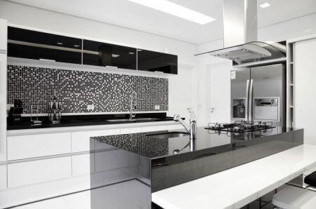 Qual A Cor Da Pedra Para Cozinha Escolher Fotos Detalhes