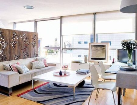 Como dividir ambientes com biombo para separar ambientes bela feliz - Biombos casa home ...