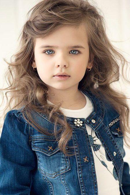 Cortes De Cabelo Infantil Feminino Modelos Da Moda Bela