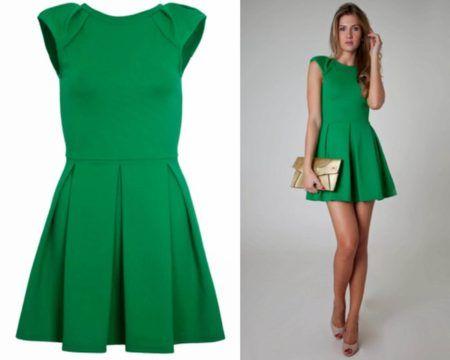 Vestido simples mas bonito