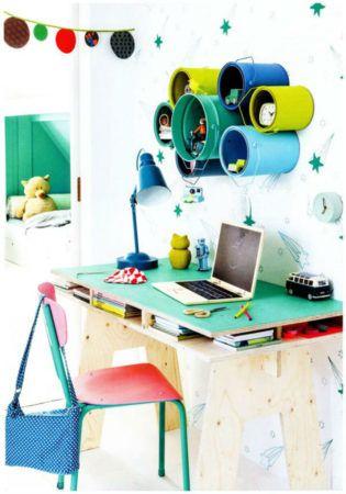 Latas Decorativas decoradas para Ambientes ( Várias ideias )