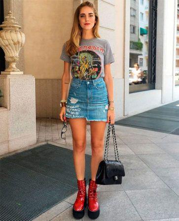 Como usar Mini Saia Jeans no Verão, Conheça os visuais