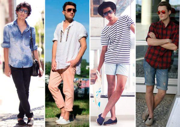 Como usar Alpargatas Masculinas, Estilos da Moda, conheça